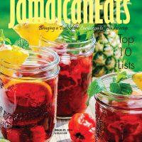 cover Jamaican Eats magazine 10th anniversary