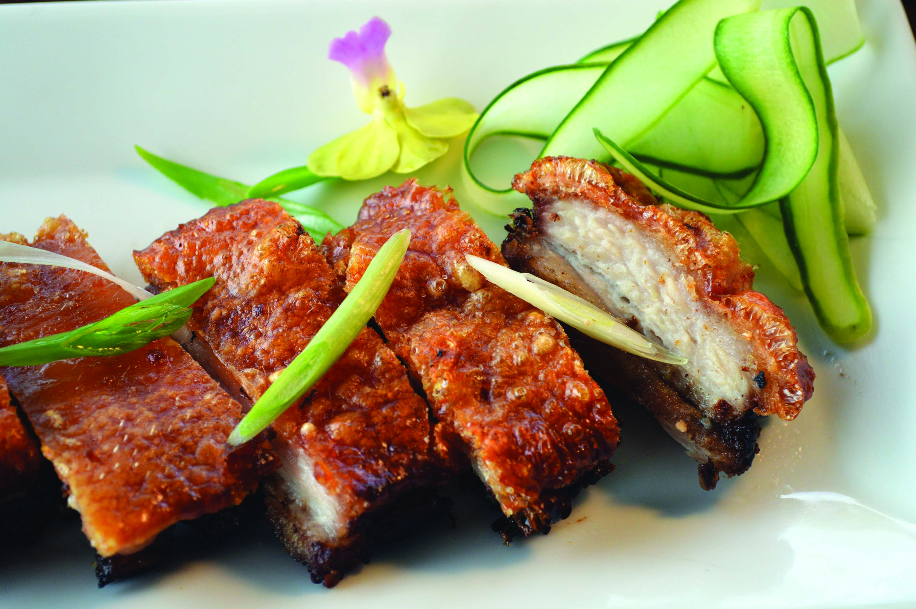 Grab Mas' Richie Yap's Chinese-Jamaican Fusion Roast Pork Recipe