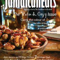 Jamaican Eats magazine