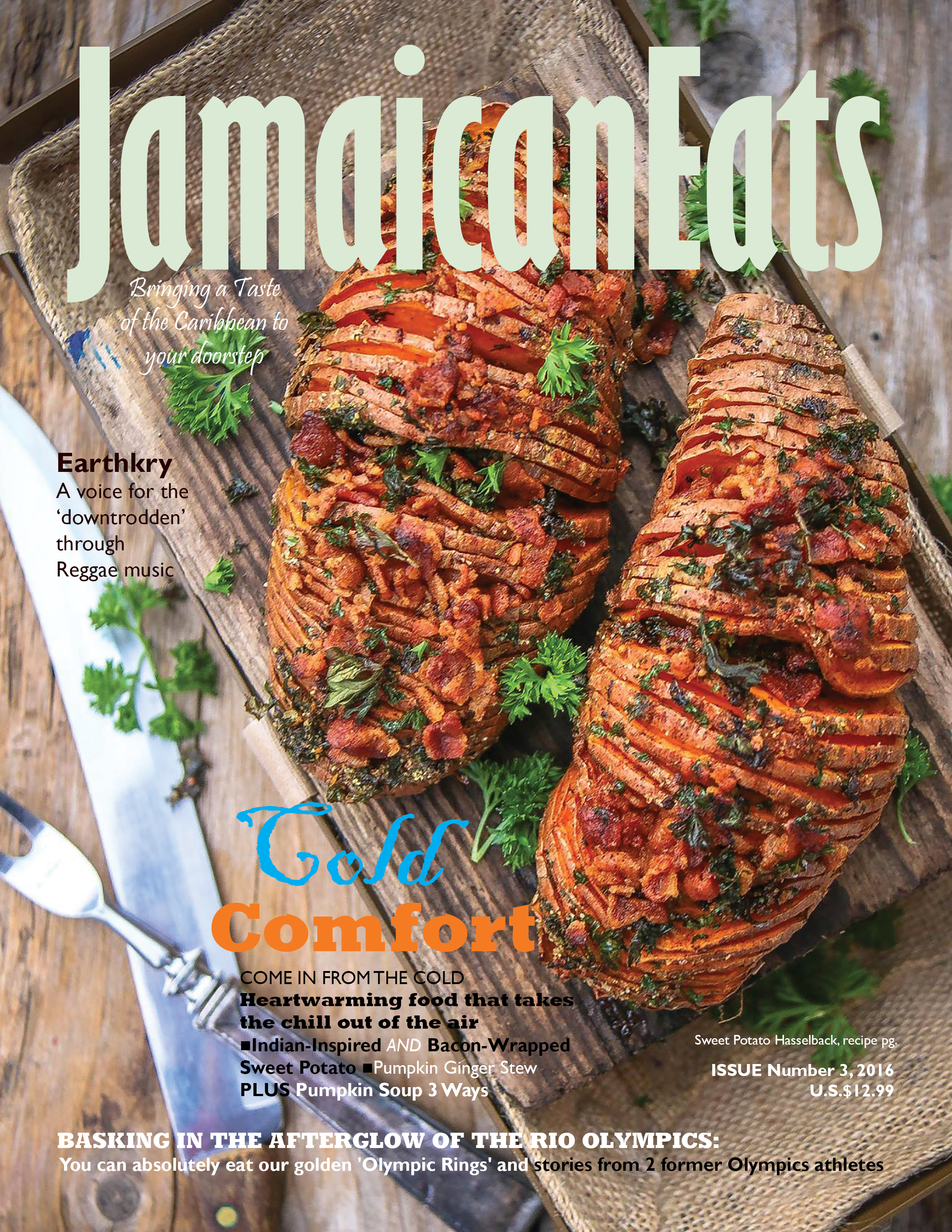 Jamaicaneats Magazine November 2016