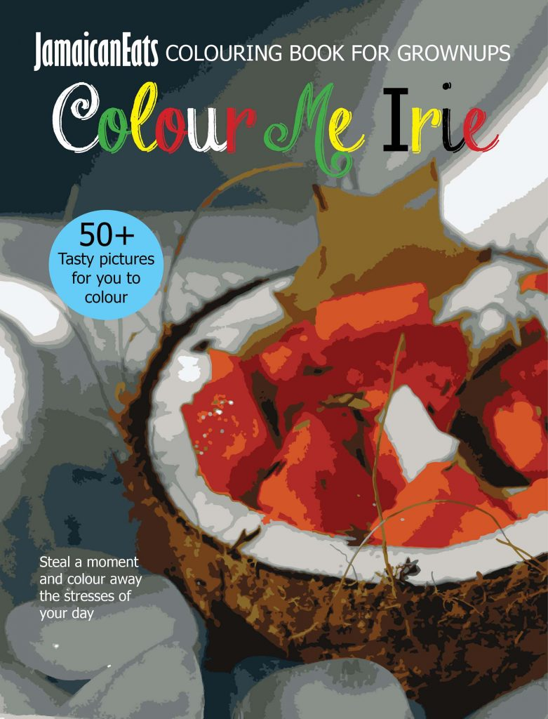 CLICK HERE TO ORDER Cover Colour Me Irie Small